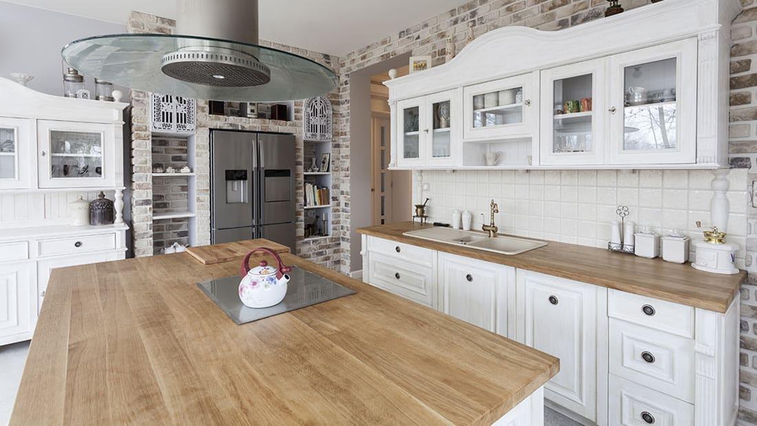 Hopkins Hamptons Style Kitchen