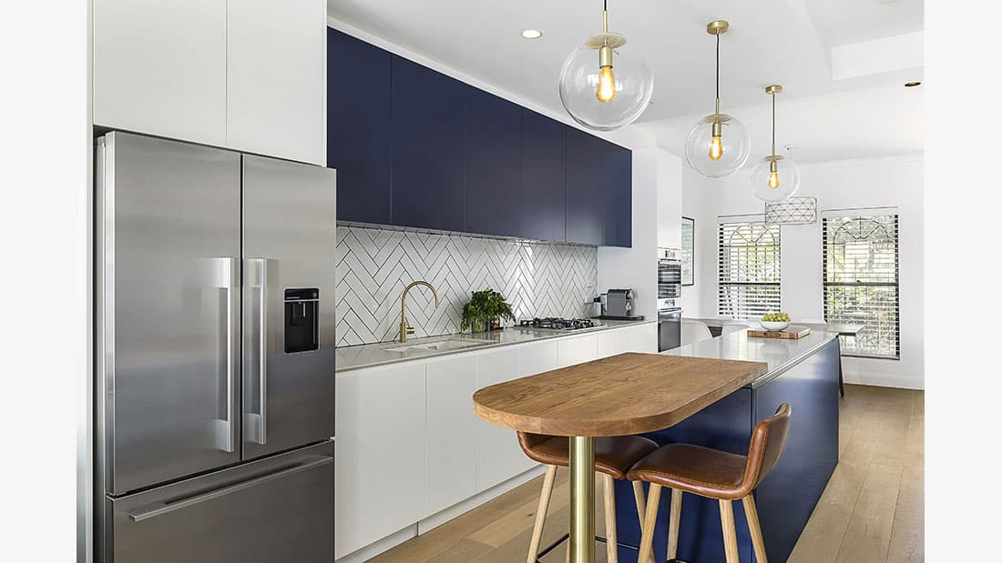 Contemporary Kitchen Design Alexandria NSW