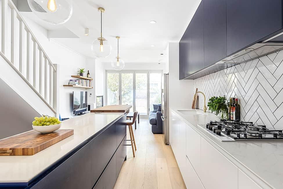 Contemporary Kitchen Design Alexandria