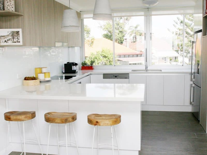 Contemporary Kitchen Design Manly