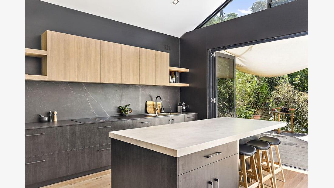 Contemporary Kitchen Design Marrickville NSW