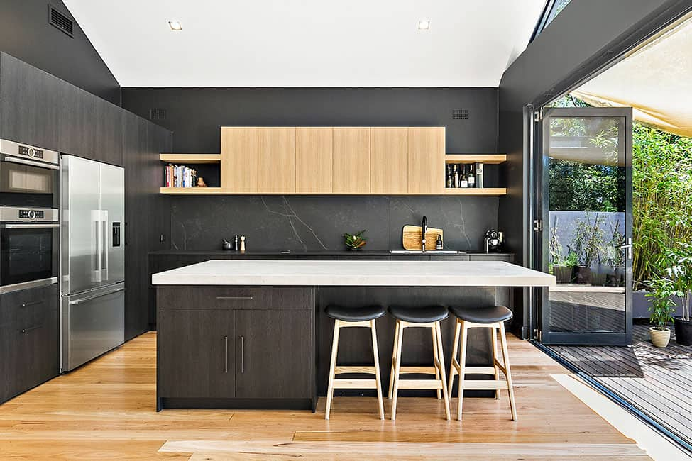 Contemporary Kitchen Design Marrickville