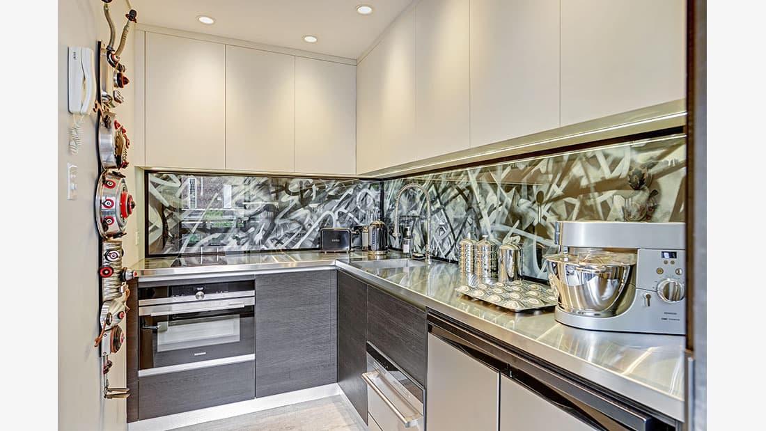 Contemporary Kitchen Design Potts Point NSW