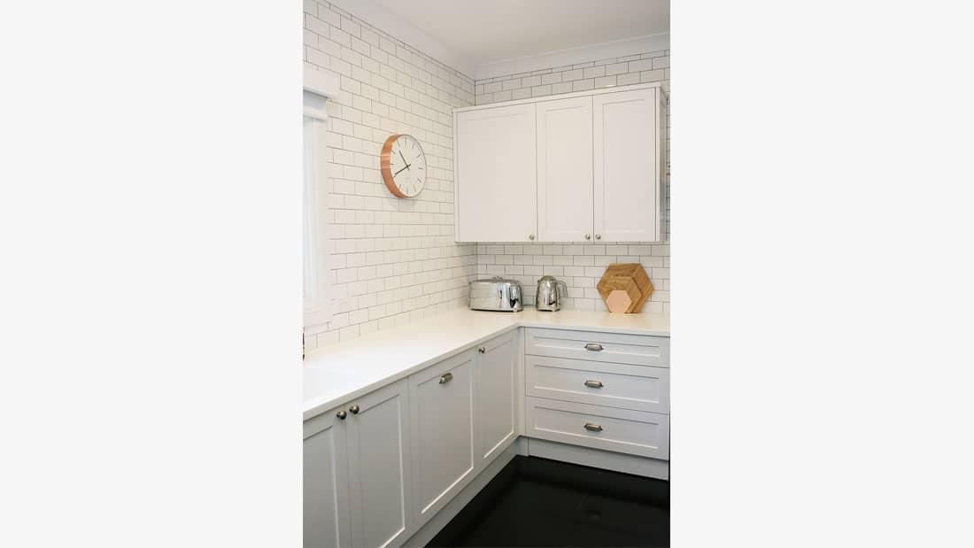 Hamptons Kitchen Design Balgowlah Heights NSW